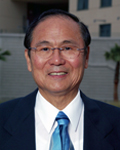 A photo of Chancellor Henry Yang